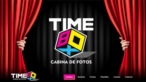 Pagina TimeBox